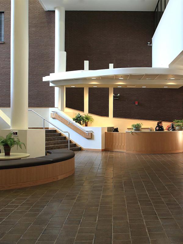 durham city hall interior