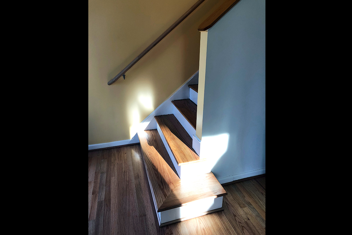 custom stairs and treads